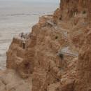 Крепость Масада (Израиль)