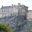 Edinburgh Castle (Great Britain, Scotland)