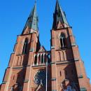 Кафедральный собор Уппсалы (Швеция)