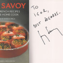 Chef Guy Savoy of France