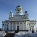 Кафедральный собор Хельсинки (Финляндия)