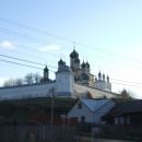 Uspensky Goritsky Monastery in Pereslavl-Zalessky
