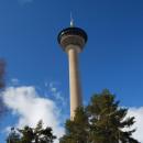 Башня «Нясиннеула» (Тампере, Финляндия)
