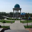 Ташкент — столица Республики Узбекистан