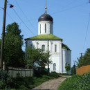 Cathedral of the Dormition of the Holy Virgin in Gorodok (Zvenigorod)