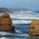 Port Campbell National Park. The Twelve Apostles