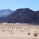 Путешествие по Иордании: пустыня Вади Рам. Часть первая