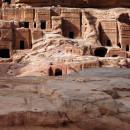 Travelling in Jordan: Petra. Part three