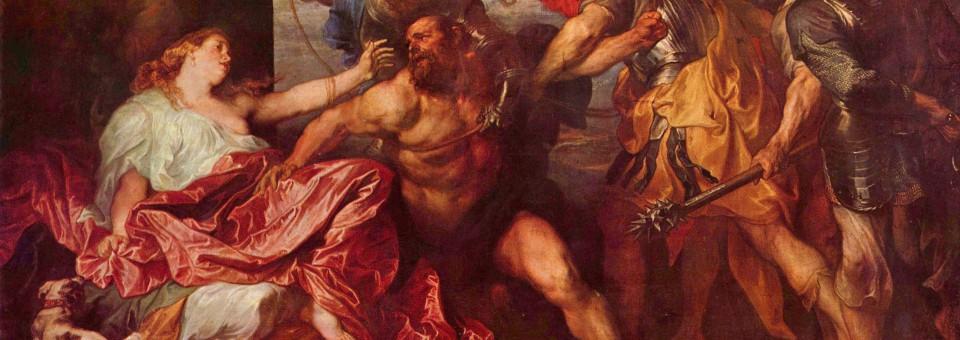 Действительно ли Самсон растерзал льва, как козленка?