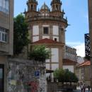Travelling in Spain. Camino Tui─Santiago de Compostela. Part two