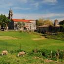 Travelling in Spain. Camino Tui─Santiago de Compostela. Part four