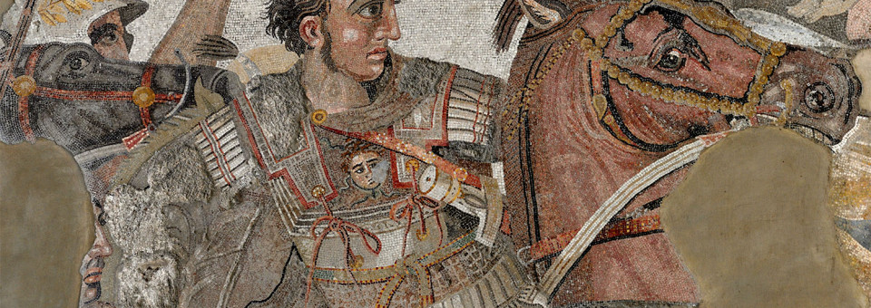 Alexander the Great (of Macedon)