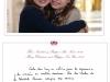 Поздравление с Рождеством и Новым, 2016 годом,  от Королевского Дома Испании. Из личной коллекции.