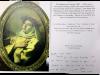 Открытка с пасхальным поздравлением от сестры Веди Бекетт, 2017 г. Из личной коллекции.