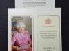 Юбилейный, 90-й  День Рождения Королевы Елизаветы II, 2016 год. Из личной коллекции