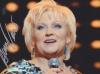 Заслуженная артистка Эстонии, певица Анне Вески (СССР, Эстония). Автограф на фотографии