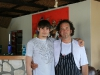Шеф-повар ресторана NOSTRA Жако Милагрос. На фотографии справа. ЮАР, Индийский океан.