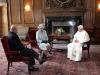 Во время визита Папы Римского Бенедикта XVI