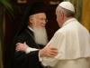 Вселенский патриах Варфоломей и Папа Римский Франциск