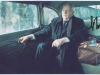 Лауреат Нобелевской Премии Мира М.С. Горбачев в рекламе Louis Vutton. Автограф на фотографии