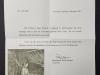Письмо с поздралением с Рождеством и Новым, 2018 годом,  от Папы Римского Франциска. Из личного архива