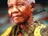Автограф Нельсона Манделы. Из личной коллекции