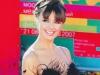 Телеведущая и Мисс Вселенная - 2002 Оксана Федорова (Россия). Автограф на фотографии.