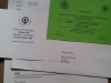 Билеты и Инструкция на служение Ордена Подвязки