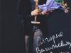 Народный артист России, продюссер Андрис Лиепа. Пожелание и автограф на фотографии