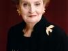 Автограф экс - Госсекретаря США Мадлен Корбел Олбрайт