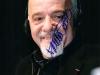 Автограф Пауло Коэльо, автора легендарного романа Дневник мага. Из личной коллекции