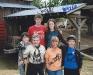 Семья Ролоффов (Мэт, Эми, Джереми, Закари, Молли, Джэйкоб)(США). Жить не просто людям маленького роста.