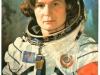 Автограф первой в мире женщины-космонавта Валентины Терешковой