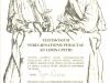 Сертификат (Testimonium) о паломничестве в Собор Святого Петра в Риме