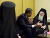 На встрече с Президентом США Бараком Обамой