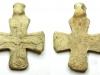 Нательный крест  X-XI вв.