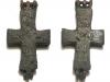крест – энколпион, XI-XIII вв.