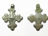 крест нательный, XI-XII вв.