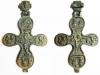 Крест-энколпион, XIV-XVII вв.