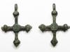 крест нательный, XI-XIII вв.