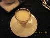 Капучино из пармезана с фуагра и порто
