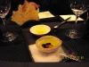Оливковое масло с бальзамиком и хрустящим хлебом