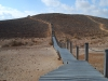 Пустыня Негев, эрозийный кратер Махтеш Рамон