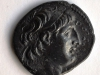 9.1. Тетрадрахма Антиох VII (аверс), 138-129 гг. до н.э.