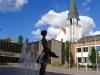 По пути из Тронхейма в Осло