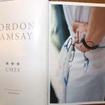 Шеф-повар Гордон Рамзи. Автограф. Из личной коллекции