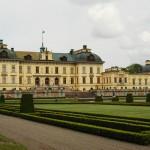 The Drottningholm Palace