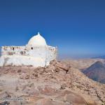 Могила первосвященника Аарона в Иордании