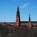 Кафедральный собор Уппсалы