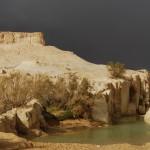 Пустыня Негев. Белый каньон